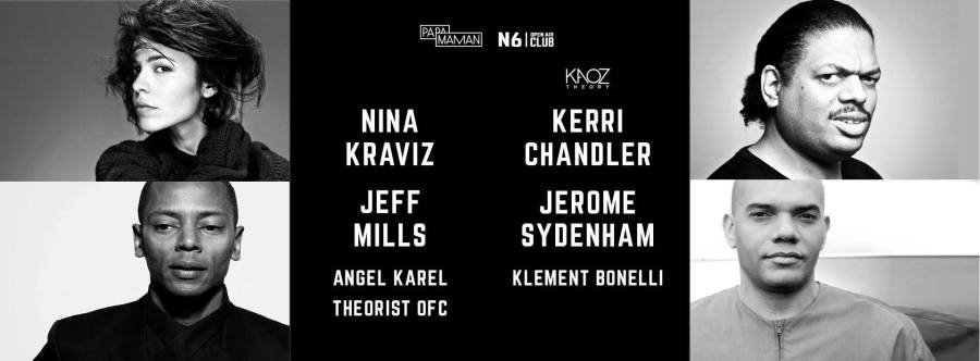 angel karel jeff mills nina kraviz